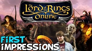 "Lord Of The Rings Online First Impressions ""Is It Worth Playing?"""