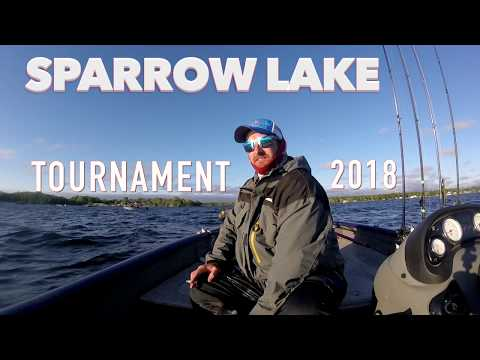 SPARROW LAKE TOURNAMENT 2018