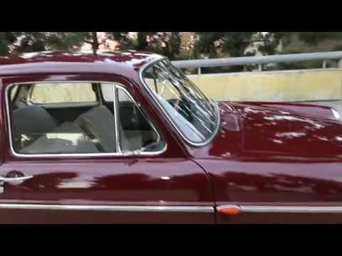 1965 VW Type 3 1500 S Notchback