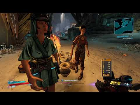 Let's Play - Borderlands 3: Bounty of Blood as Moze, Of Blood and Beans |