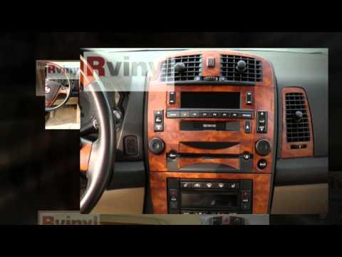 Dash Kits - 2003 - 2007 Cadillac CTS - Install Video