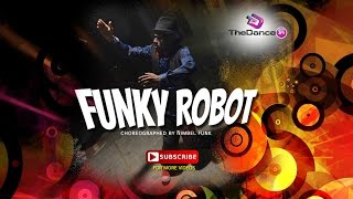 Funky Robot by Nimbel Funk - Dance videos