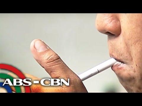 Bandila: EO on nationwide smoking ban, lagda ng pangulo na lang ang kulang
