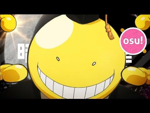 ASSASSINATION OSU - Assassination Classroom opening !! - OSU!