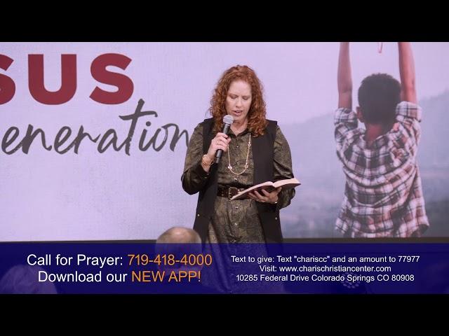 Jesus Generation II - Lawson Perdue - Sunday 1st Service - 02-28-21