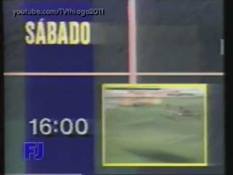 Chamada: Final Campeonato Brasileiro 1989 (Rede Manchete)