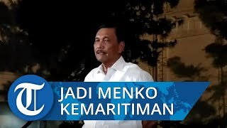 Luhut Binsar Pandjaitan Dipanggil Jokowi dan Ditunjuk Kembali Jadi Menko Kemaritiman