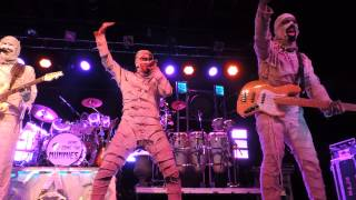 Here Come The Mummies 19 Single Double Triple Grand Rapids March 21, 2013
