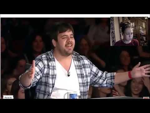 ♥️ Türkisches Supertalent Sahin Kendirci, Mutlu Ol Yeter reaction