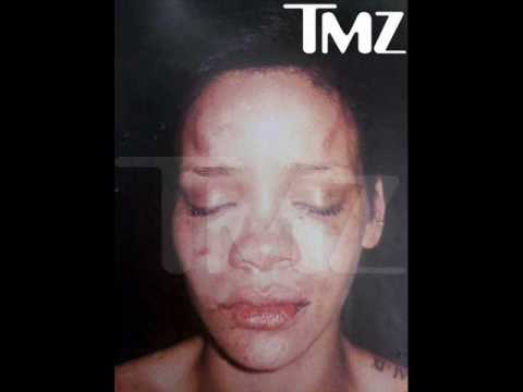 Rihanna Bloody and Bruised - Rihanna ft chris brown No Air (New Version)