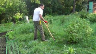 Коса ручная садовая GARDENSENSE