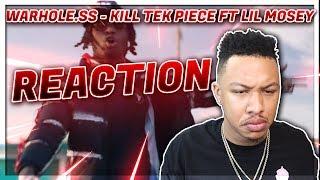 Warhol.ss - Kill Tek Piece ft. Lil Mosey (Dir. by ColeBennett) Reaction Video EXCEPT Im Not Violent