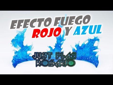 Efectos de Fuego - Datong + EXTRA SORPRESA | Just Play Rosario