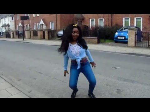 Tiwa Savage Ft Olamide - standing ovation ( Dance cover)