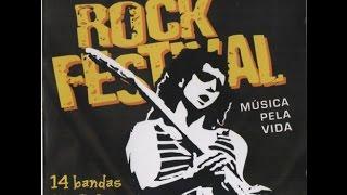 Banda Káfila - cd Metropolitan Rock Festival - 2003 - Musica Chuva faixa 4