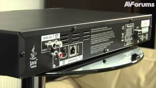 Pioneer BDP-160 3D Blu-ray Player Review