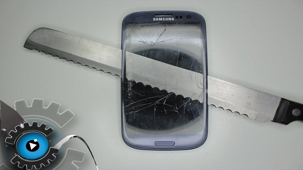 Samsung Galaxy S3 Display Rahmen Wechseln Tauschen Reparieren ...