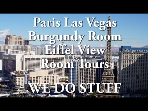Paris Las Vegas Burgundy Room 2017 Tour Amp His Hers
