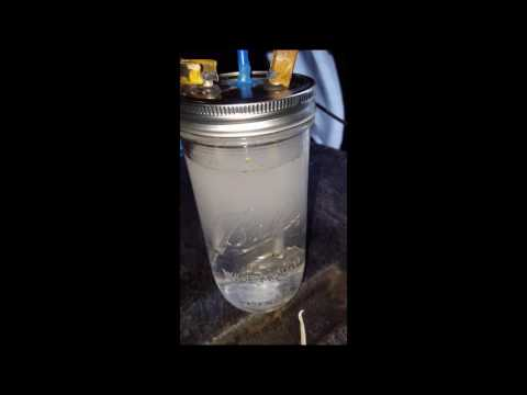 Easiest way to make your own Hydrogen