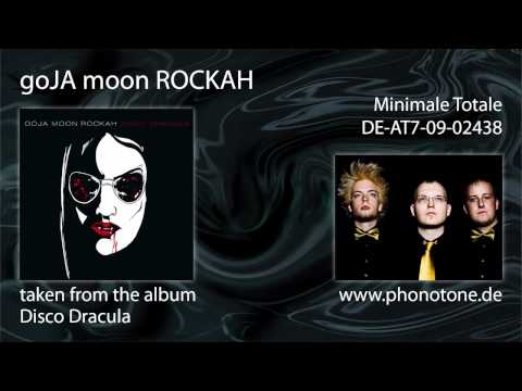 goJA moon ROCKAH - Minimale Totale