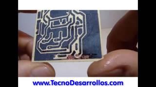 Cómo hacer circuitos electrónicos