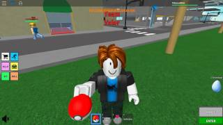 ROBLOX: WANTED TO SPANK HIM (Pokemon GO ft: Mrs Gih)