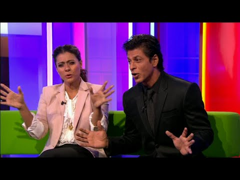 Shahrukh Khan & Kajol DILWALE   interview Part 1