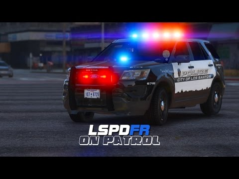 LSPDFR - Day 386 - Chaos on the Streets