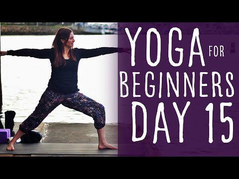 yoga for beginners at home 30 day challenge 20 minute