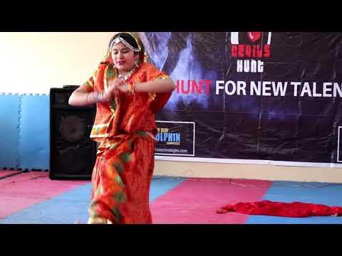 Dance on song Ghoomar  by ( Sanchita Gupta )