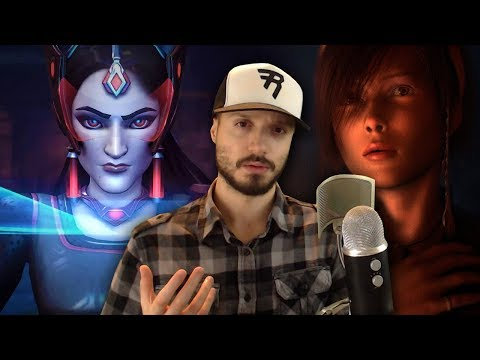We Need To Talk About This Girl Gamer Overwatch Video; Rhykker At BlizzCon 2017; Diablo 3 Season 12