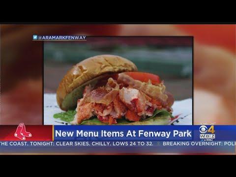 Amanda Jo - New Foods At Fenway This Year