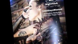 1000DaysWasted & Ragga Twins - Rage - Neuro Drum and Bass 2016 DnB Neurofunk