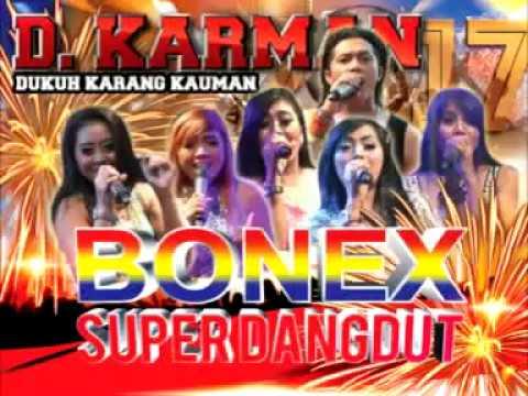 BONEX SUPER DANGDUT - Kemesraan   All Artis