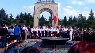 Прощай любимый город. Молдавия. 24.08.2015