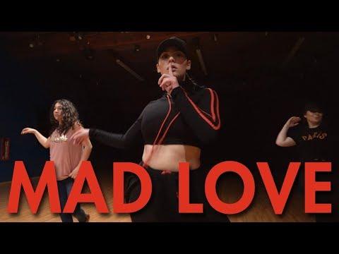 Sean Paul, David Guetta - Mad Love (Dance Video) ft. Becky G | Choreography | MihranTV