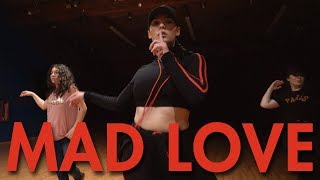 Sean Paul, David Guetta - Mad Love Dance  Ft. Becky G  Choreography  Mihrantv