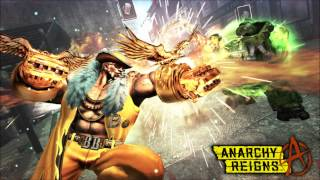 Anarchy Reigns Soundtrack-Days of Old (Blacker Baron Theme)