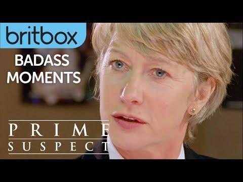Helen Mirren's (Jane Tennison) Badass Moments | Prime Suspect