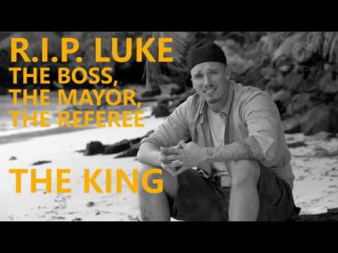 Australian Survivor: Luke Tribute
