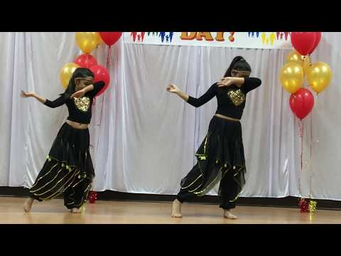2017 Best Bollywood Indian Wedding Dance Performance by Kids (Tamma Tamma, Udi Udi Jaye)