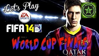 Let's Play – 2014 FIFA World Cup Prediction