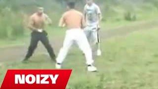 Noizy vs Colin Wibly - Street Fight 1