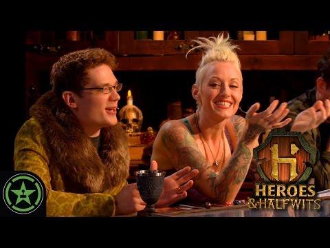 Heroes & Halfwits: Episode Six