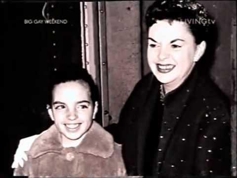 Lorna Luft Liza Minnelli Tale of Two Sisters (Judy Garland ...