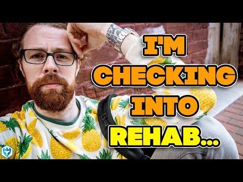 I'm checking into TRADER Rehab... 😿