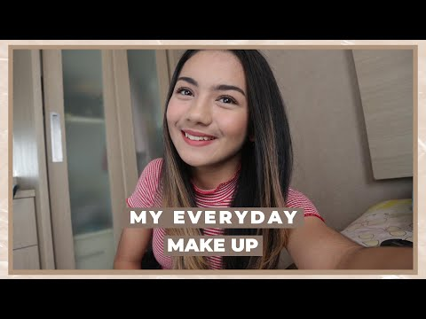 My Everyday Makeup | Ersya Aurel