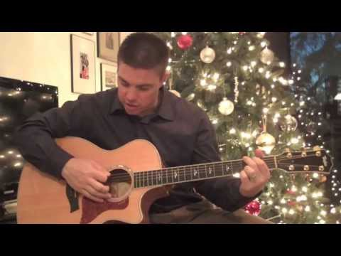 Frosty, Jingle Bells, Rudolph (Easy to Play Guitar Lesson) - Matt McCoy