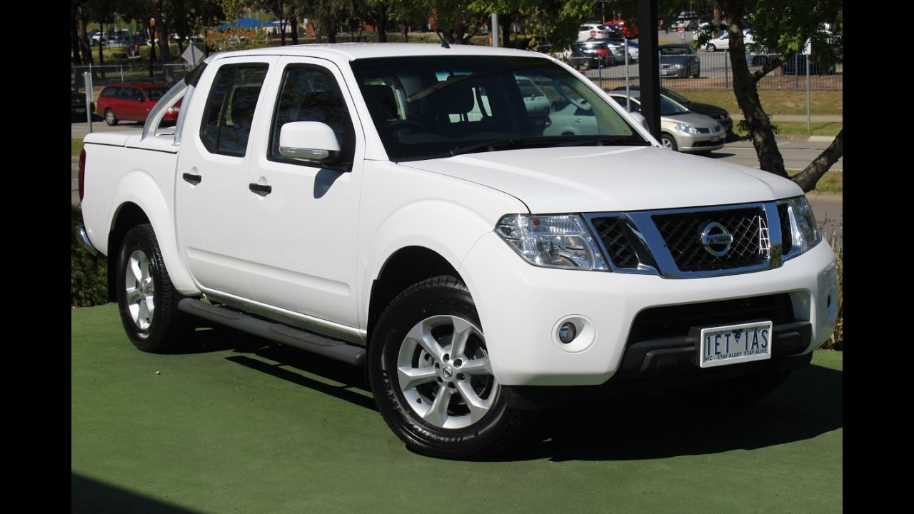 b5831 2014 nissan navara st d40 series 7 auto 4x4 walkaround video youtube. Black Bedroom Furniture Sets. Home Design Ideas