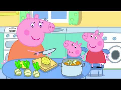 Свинка Пеппа на русском все серии подряд - Сборник 8 - Мультики - Смотреть видео без ограничений